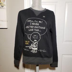 UNIQLO X VINTAGE PEANUTS NWT collab sweatshirt